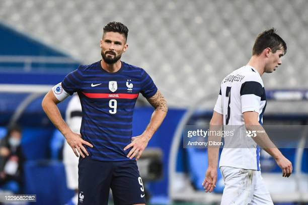 Frank Lampard is taunted after Olivier Giroud France master-class show