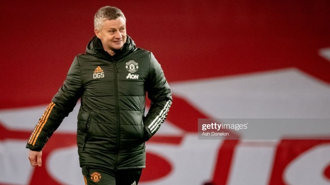 Solskjaer Singles Out Two United Stars As Key To United's Derby Draw Last Night
