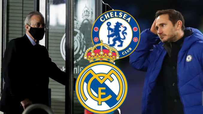 Real Madrid To Snatch Chelsea Striker As Luka Jovic Replacement 2