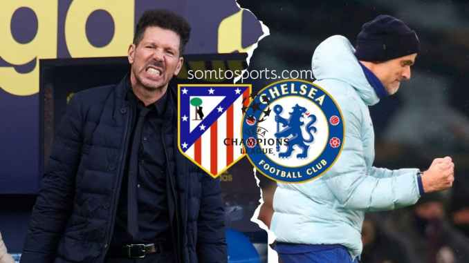Chelsea Handed UCL Boost As 6 Key Atletico Madrid Players Test Positive To Corona Virus