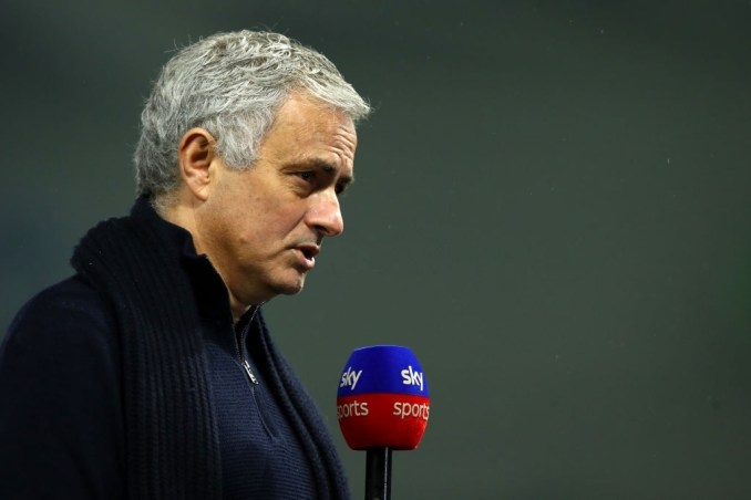 Jose Mourinho Takes Jab At Thomas Tuchel Ahead Of Derby Clash 1