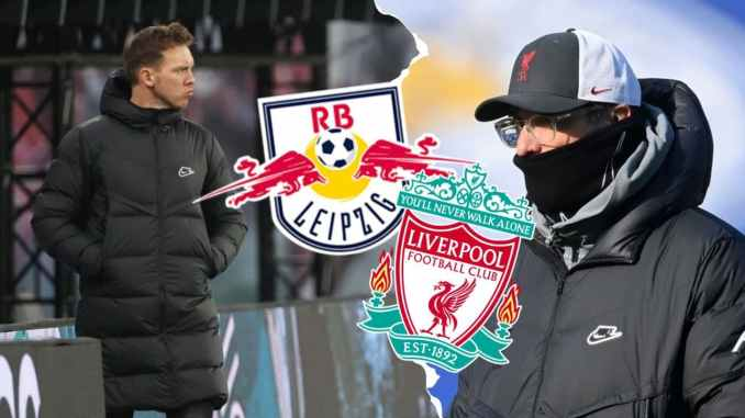 UCL Leipzig vs Liverpool Early Team News Injury Update and Possible Line Up