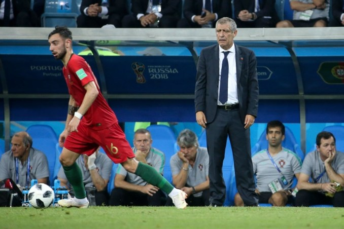 We Are The One Paying Him Man United To Stop Bruno Fernandes From Representing His Country 3