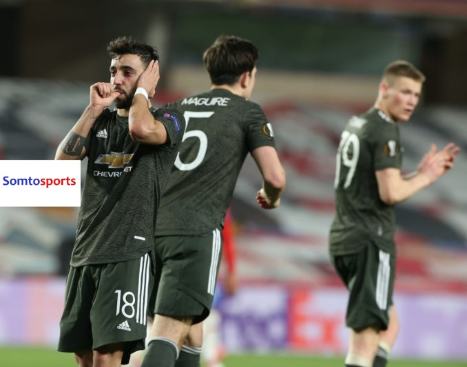Ole Solskjaer Discloses Reason For Mid-Way Like Shaw Sub During Granada Victory 1