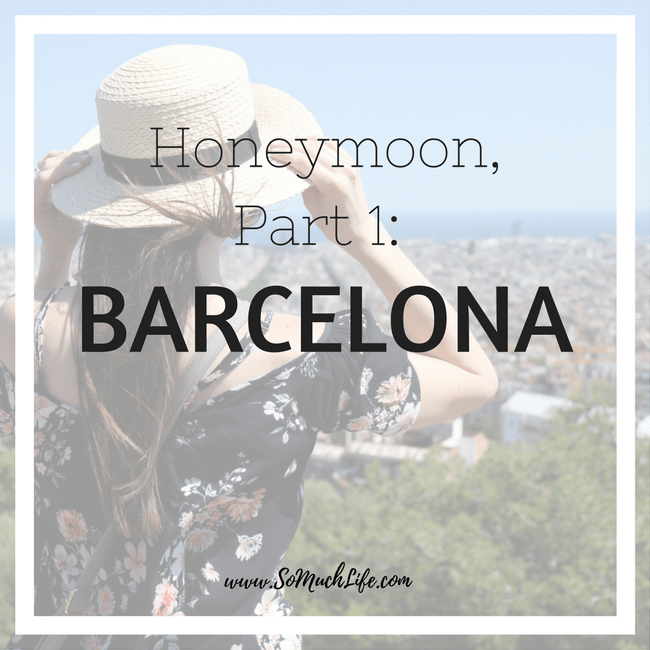 Honeymoon in Spain