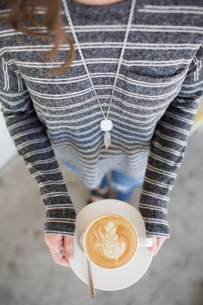 Coffee shop in Austin!