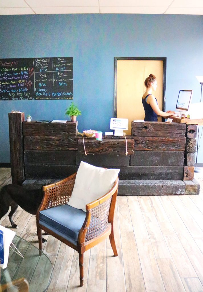 Everything you need to know about Austin's float spa