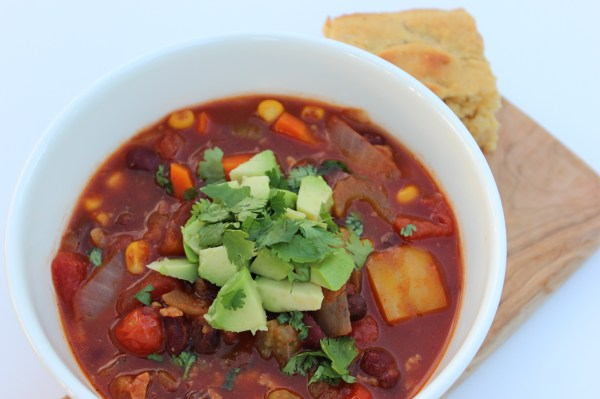 Ultimate Vegan Chili | So Much Yum