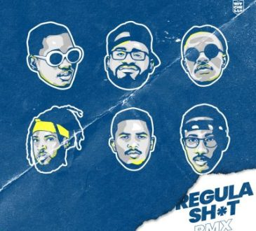 DJ Ritchelly ft Monsta, Okenio M, Rigoberto Torres, Miron H & Sadath - Regular Shit Remix