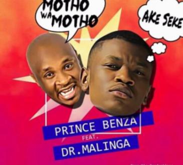 Prince Benza ft Dr Malinga - Ake Seke