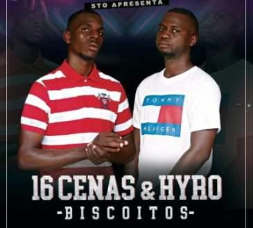 16 Cenas & Hyro - Biscoitos Front Cover