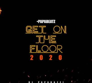 Dj Paparazzi - Get On The Floor