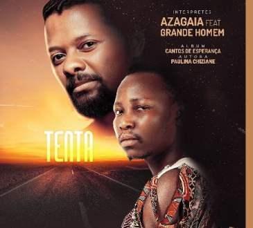 Azagaia feat. Grande Homem - Tenta
