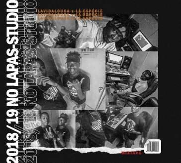 La Vida Louca - 2018/19 No Lapas Estudio EP
