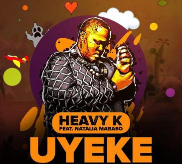 Heavy-K feat. Natalia Mabaso - Uyeke