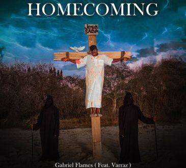 Gabriel Flames feat. Varraz - Homecoming