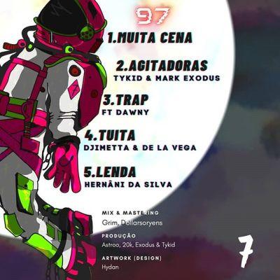Kiba The Seven - 97 EP