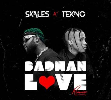 Skales ft Tekno - Badman Love (Remix)