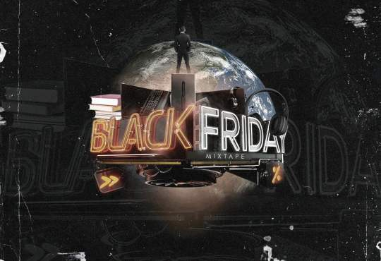 CFKappa - Black Friday (Mixtape)