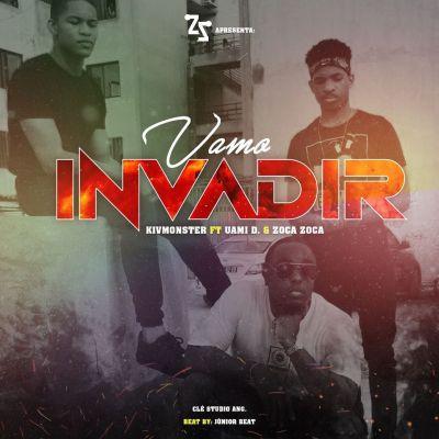 KV Monster - Vamo Invadir (feat. Uami Ndongadas & Zoca Zoca)