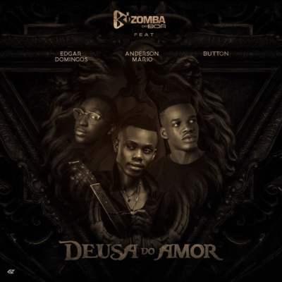 Kizomba da Boa - Deusa do Amor (feat. Edgar Domingos, Anderson Mario & Button)