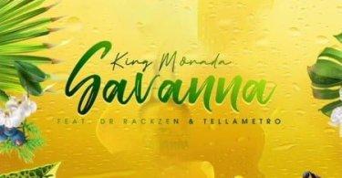 King Monada - Savanna (feat. Rackzen & Tellametro)