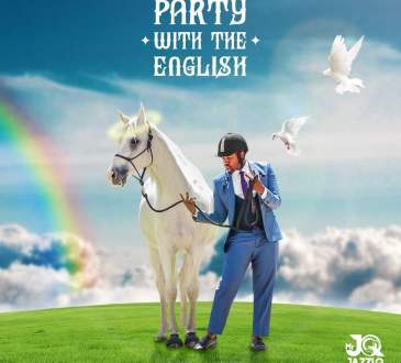 Mr JazziQ - Party With The English (Album)