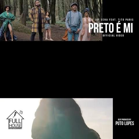 Cee Jay Sena & Tito Paris - Preto É Mi