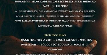 Laylizzy - No Fears Mixtape (Tracklist)