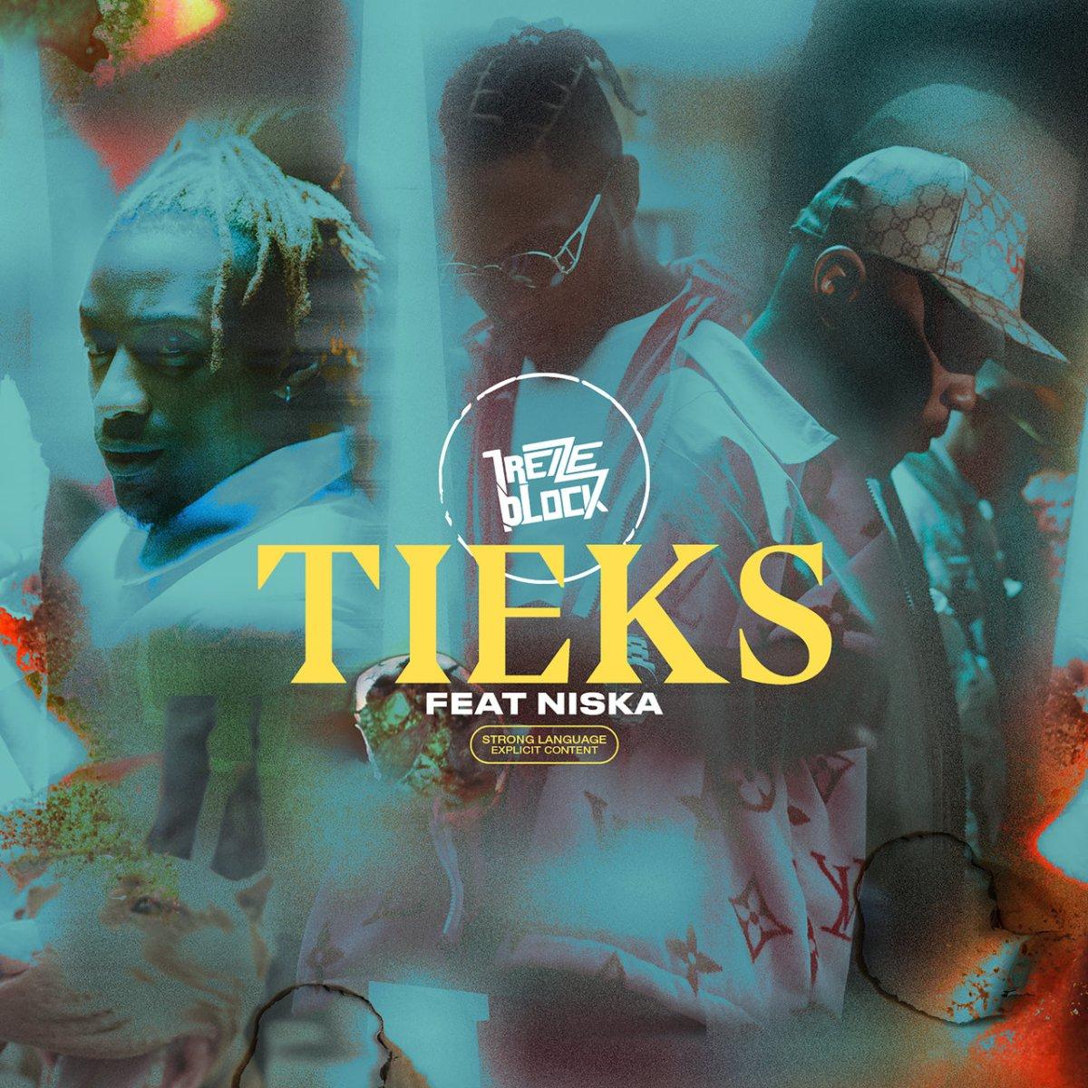 13 Block - Tieks (ft. Niska) (Cover)