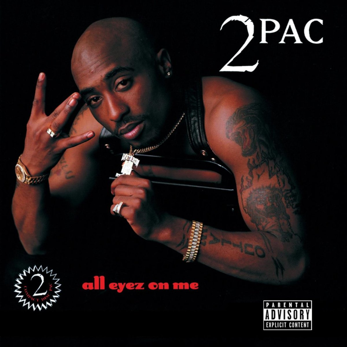 2Pac - All Eyez On Me (Cover)