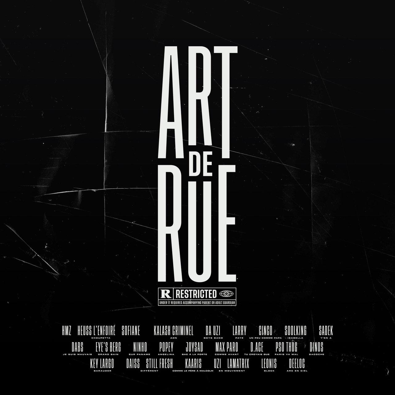 Art De Rue (Cover)