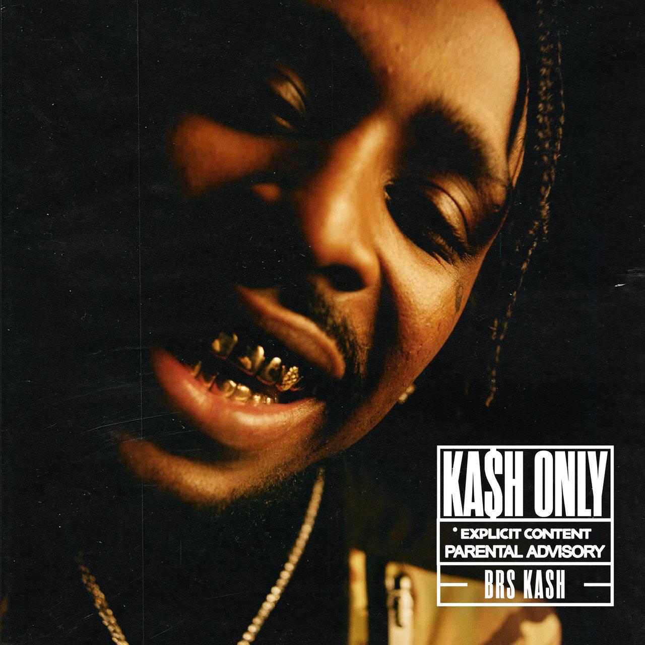 BRS Kash - Kash Only (Cover)