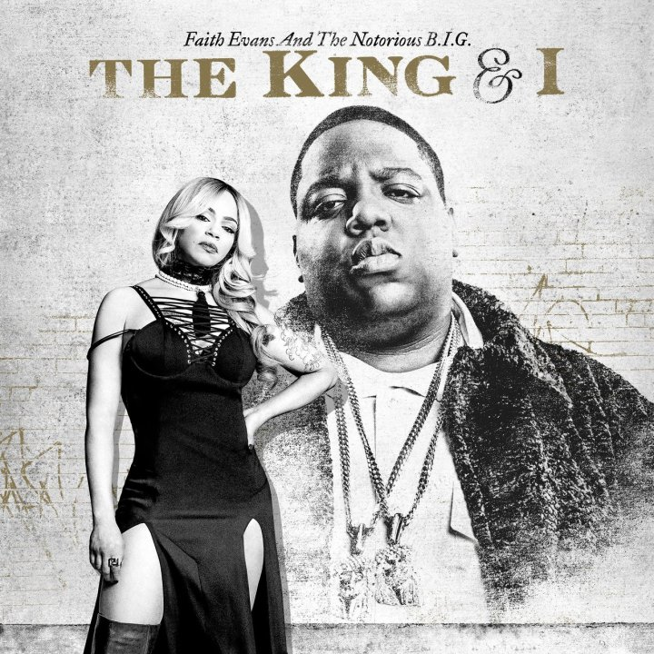 Faith Evans and The Notorious B.I.G. - The King And I (Cover)