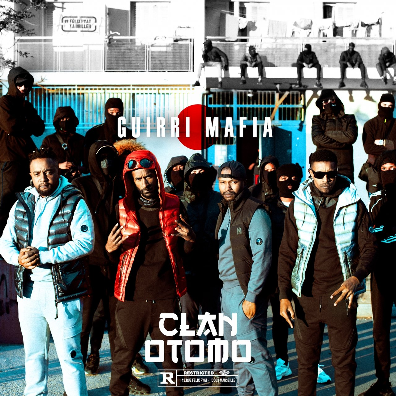 Guirri Mafia - Clan Ötomo (Cover)