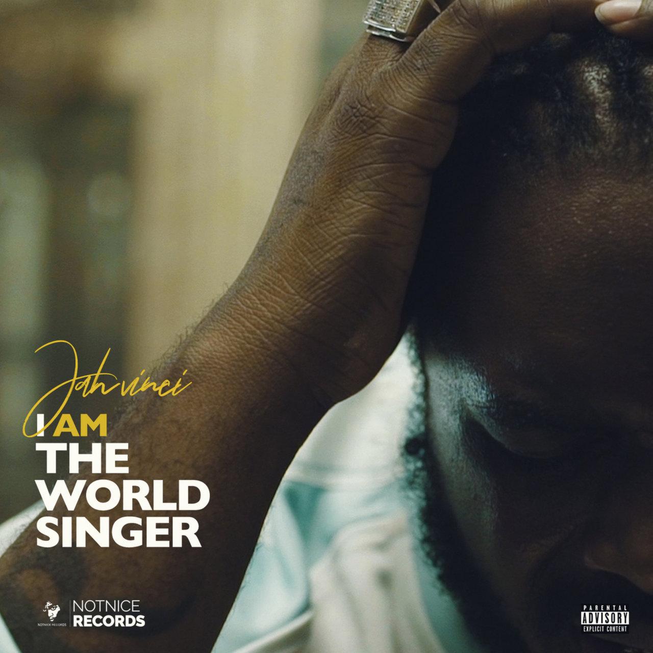 Jah Vinci - I Am The World Singer (Cover)