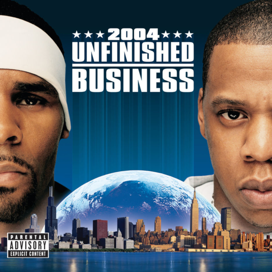 Jay-Z and R. Kelly - Unfinished Business (Cover)
