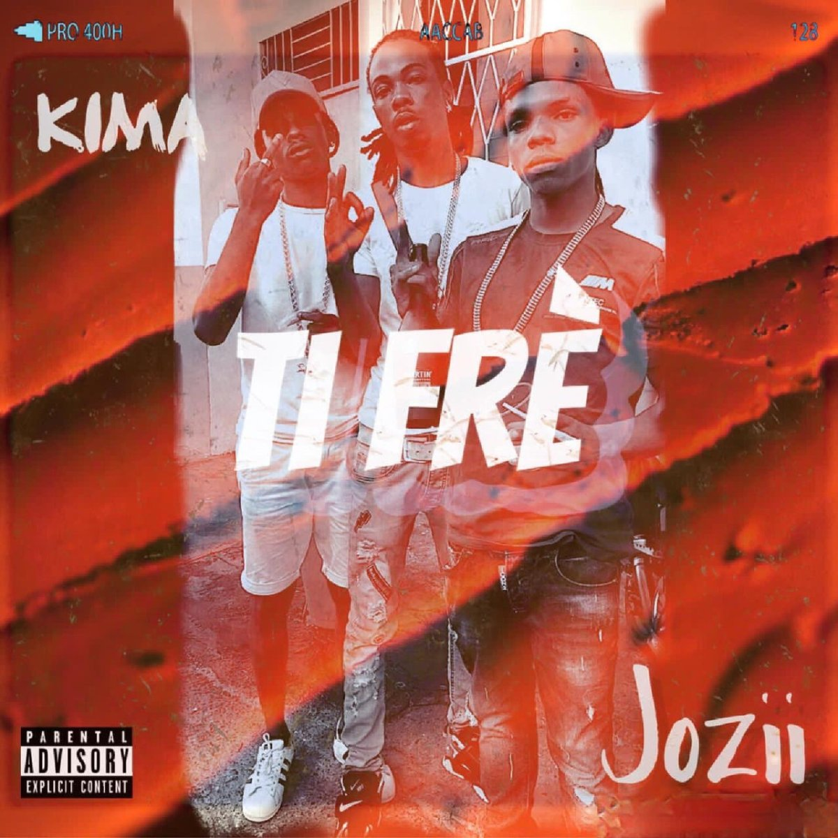Jozii and Kima - Ti Frè (Cover)