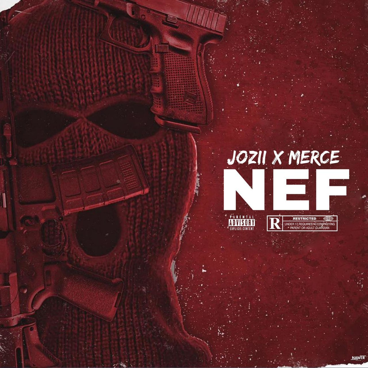 Jozii - Nèf (ft. Mercenaire) (Cover)