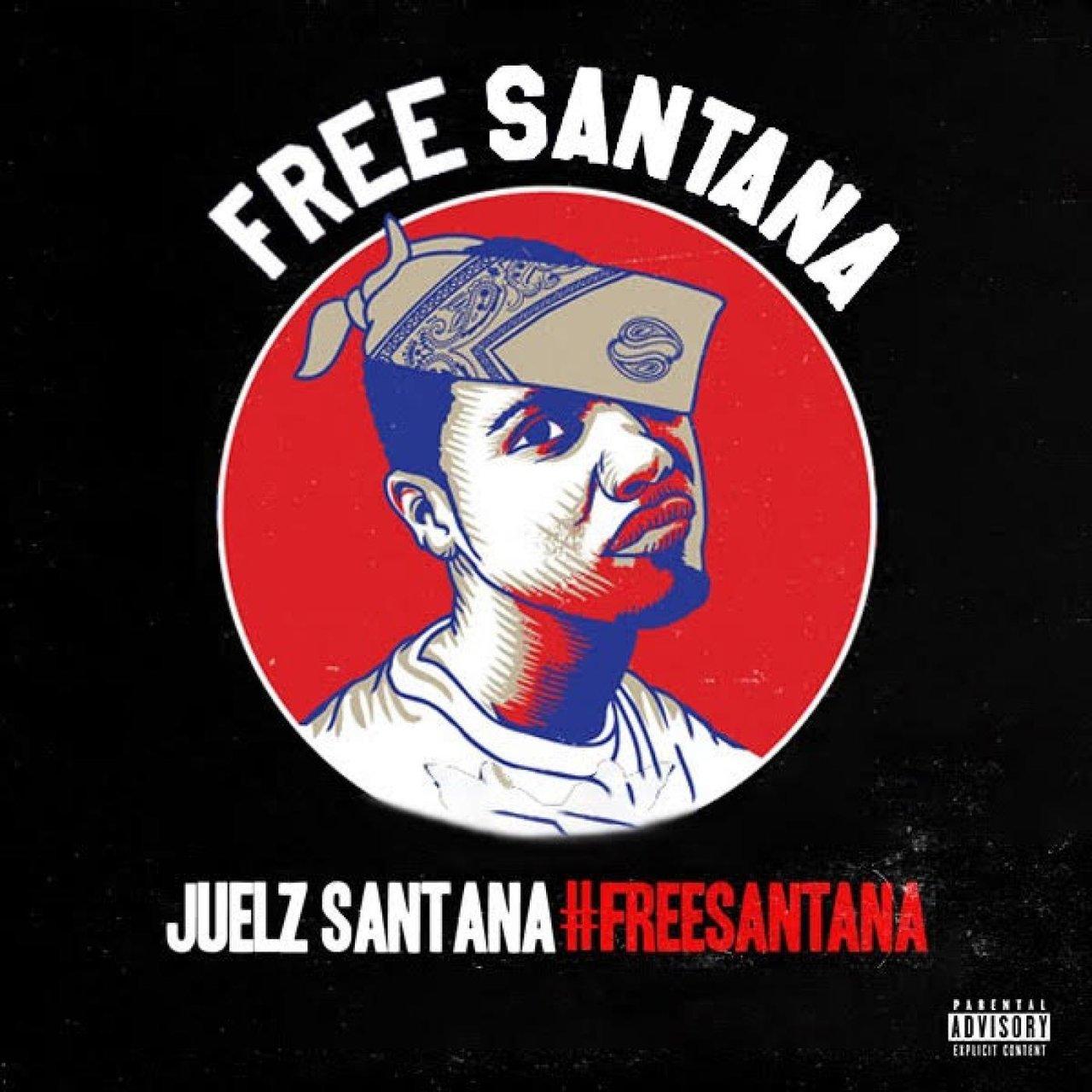 Juelz Santana - Free Santana (Cover)