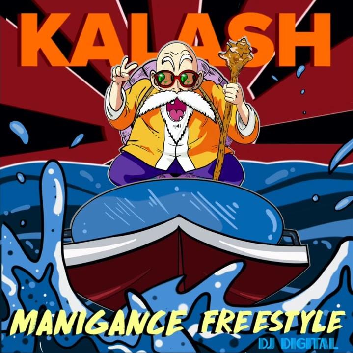 Kalash - Manigance Freestyle (Cover)
