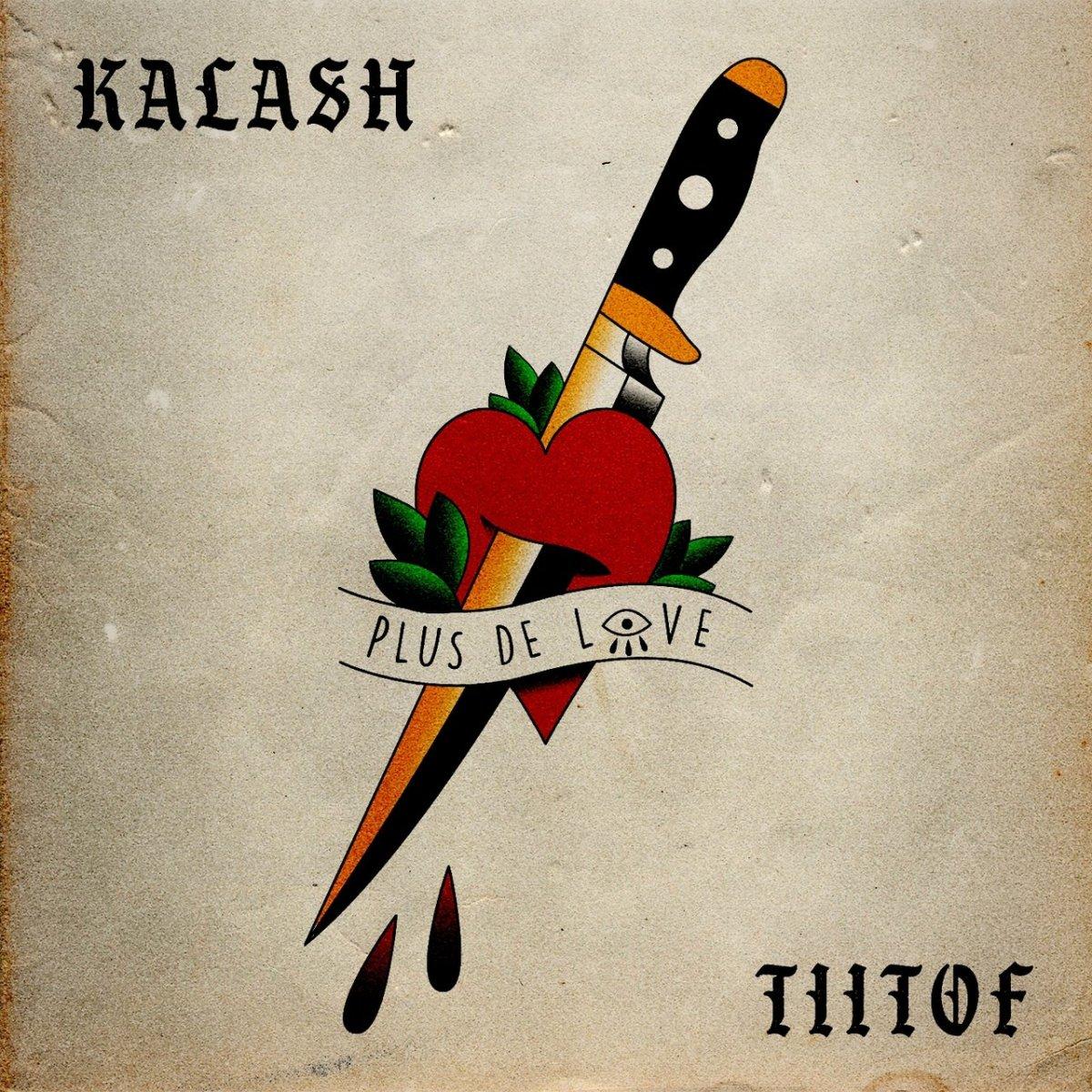 Kalash - Plus De Love (ft. Tiitof) (Cover)