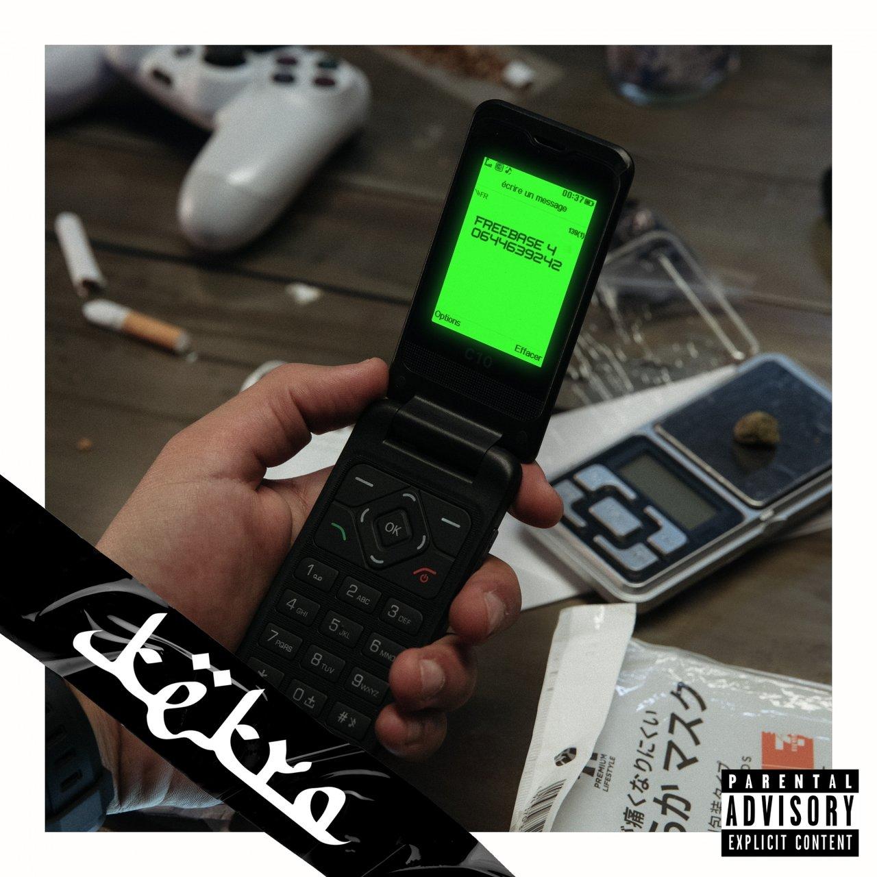 Kekra - Freebase 4 (Cover)