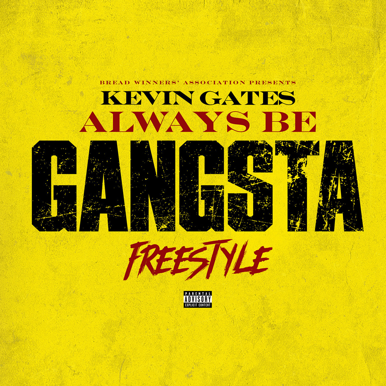 Kevin Gates - Always Be Gangsta Freestyle (Cover)