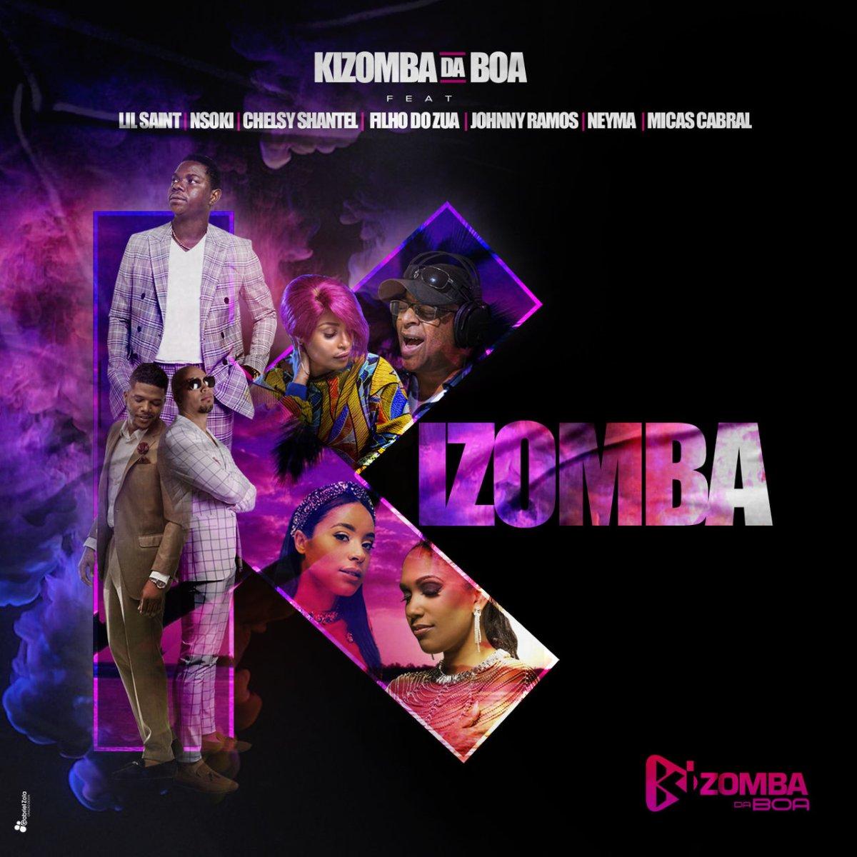 Kizomba Da Boa - Kizomba (Cover)