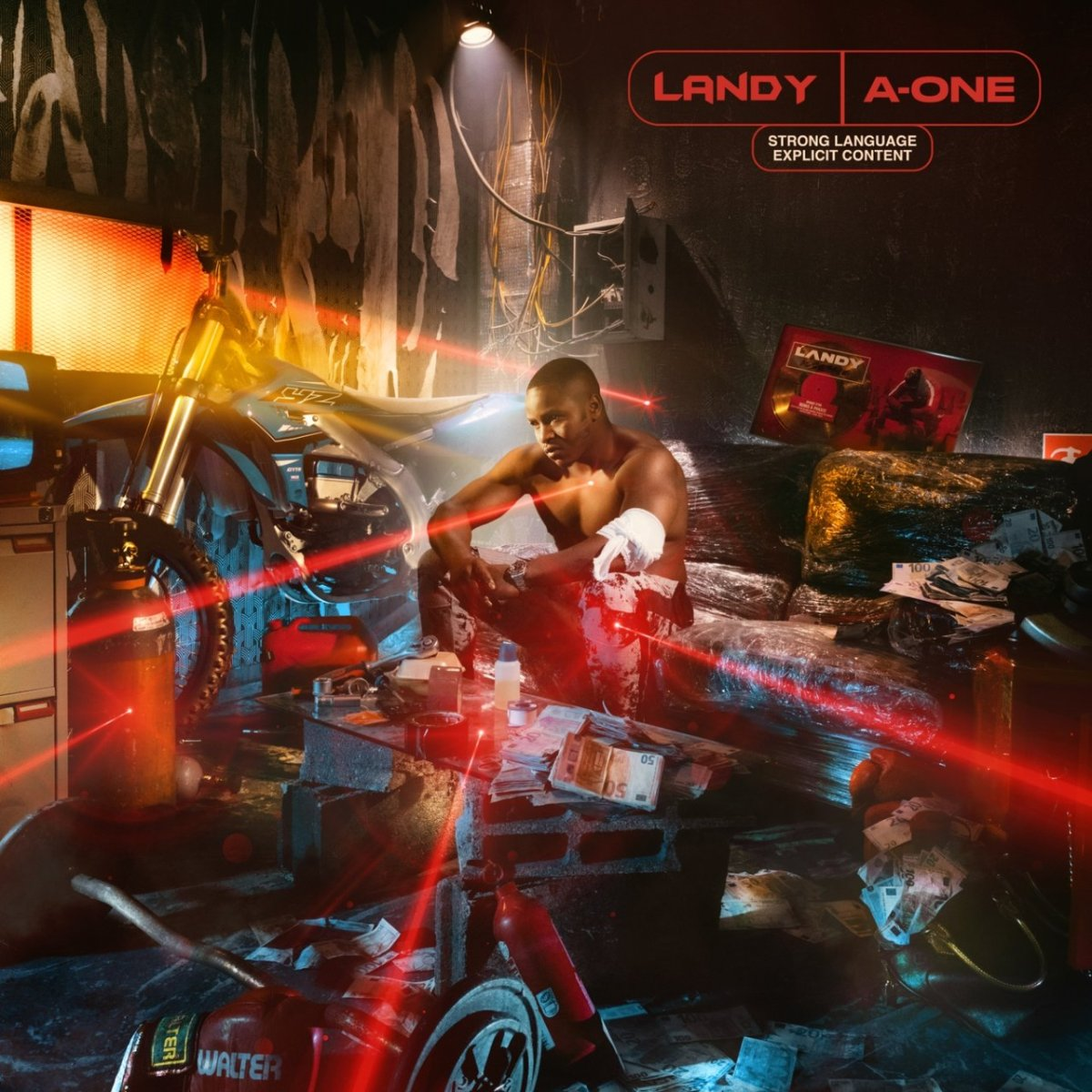Landy - A-One (Cover)