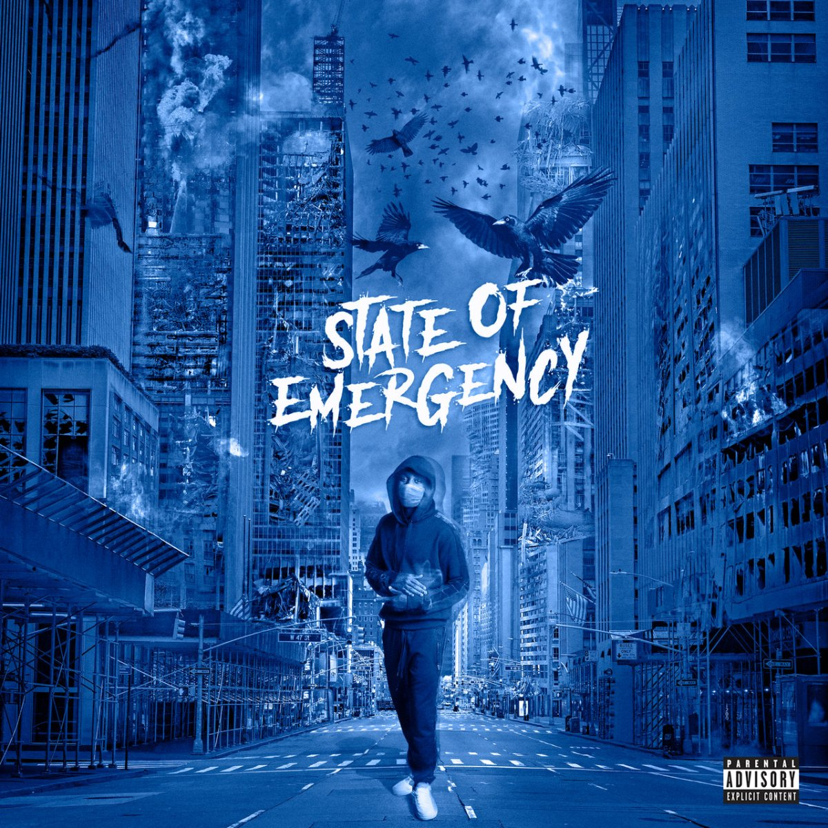 Lil Tjay - State Of Emergency (Cover)
