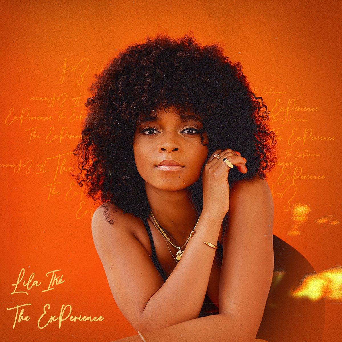 Lila Iké - The ExPerience (Cover)