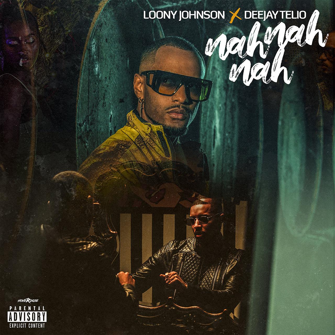 Loony Johnson - Nah Nah Nah (ft. Deejay Telio) (Cover)