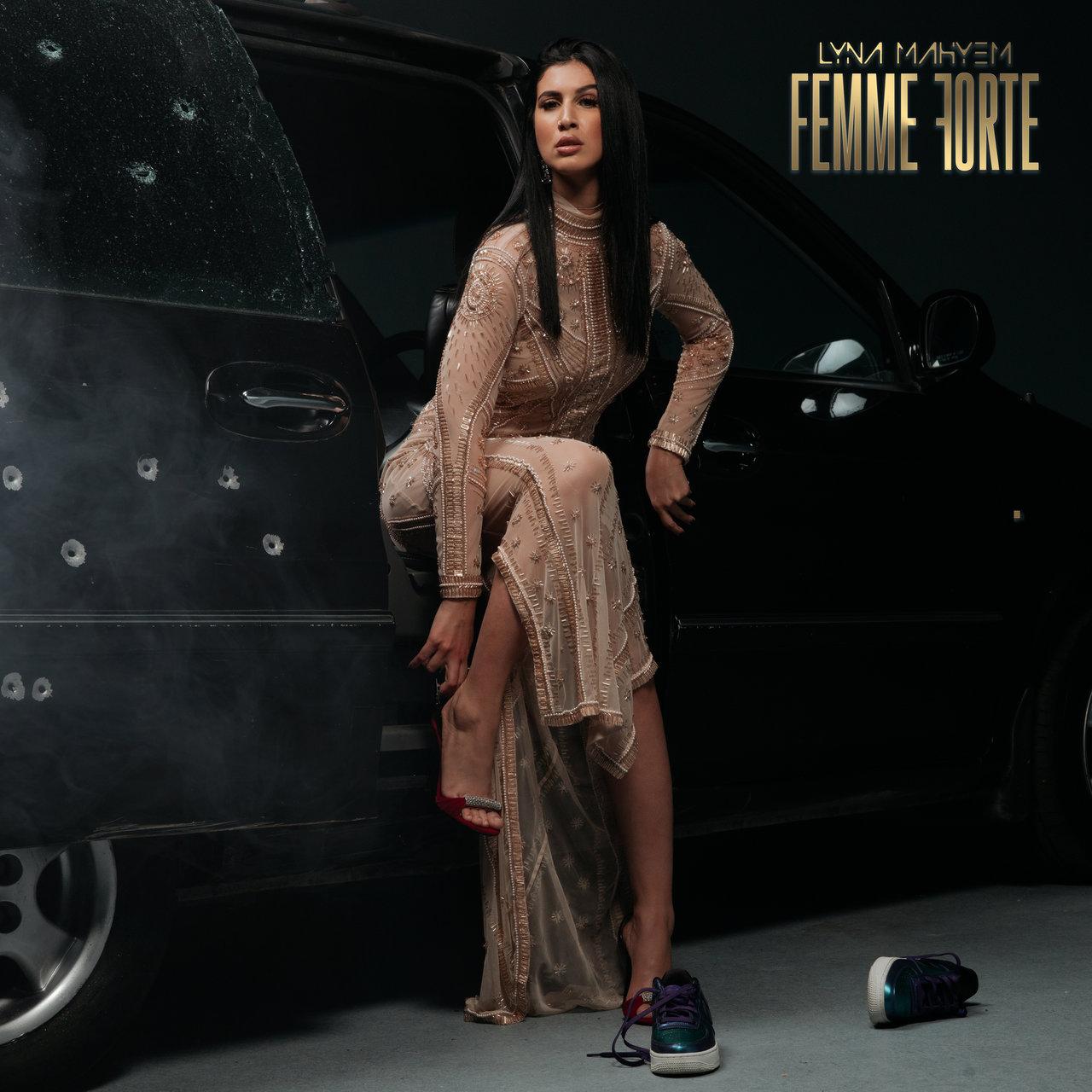 Lyna Mahyem - Femme Forte (Cover)